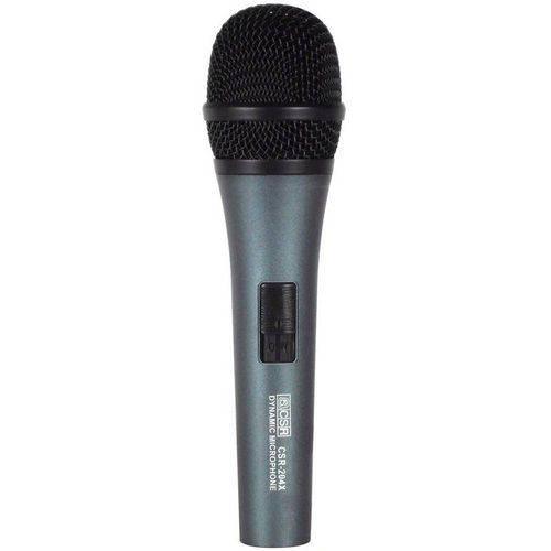 204 X - Microfone C/ Fio de Mão 204x Csr