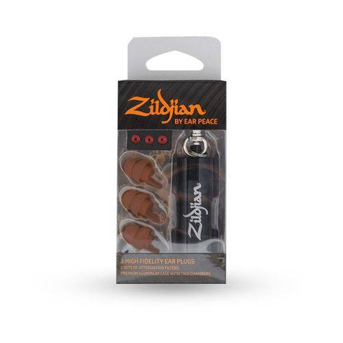 Acessorio Zildjian Earplugs Dark - Zplugsd