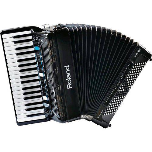Acordeon Roland FR3X BK MIDI