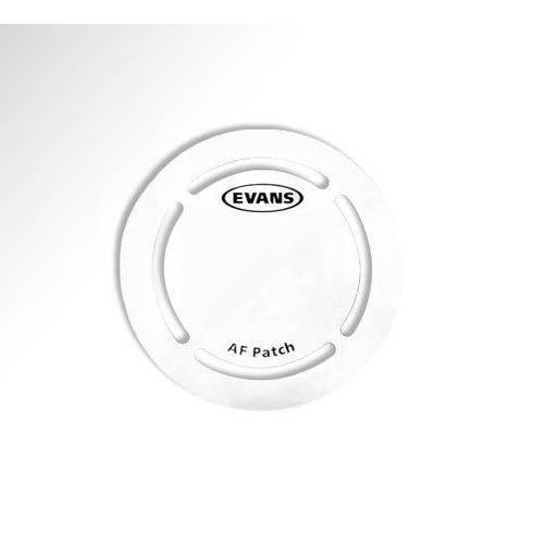 Adesivo Protetor Pele Bumbo Evans Drum Patch C/ 2 Un Eqpaf1