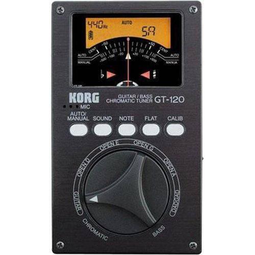 Afinador Cromatico Digital Gt-120 Korg