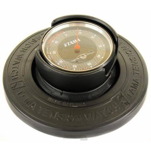 Afinador de Tambores Tama Tension Watch Tw200 Medidor de Tensão e Afinador de Tambores
