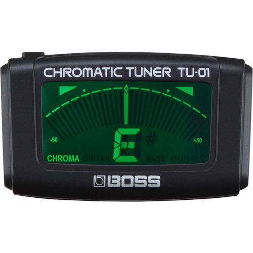 Afinador Digital Boss Tu-1