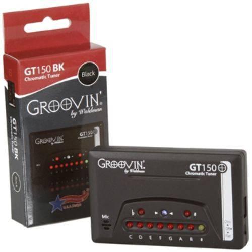 Afinador Digital Cromático Groovin Gt150
