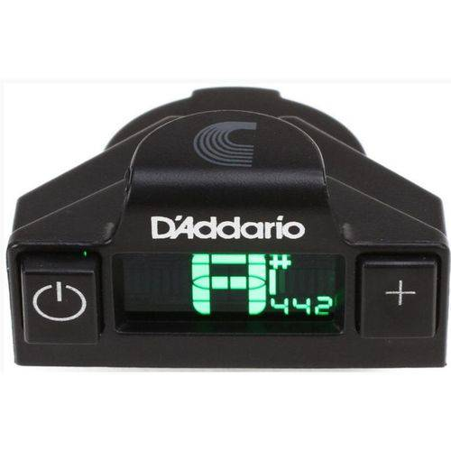 Afinador Digital- D'Addario Pw-Ct-15 Ns Micro Soundhole
