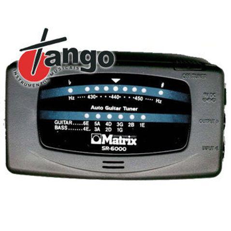 Afinador Matrix Sr6000 - Unico
