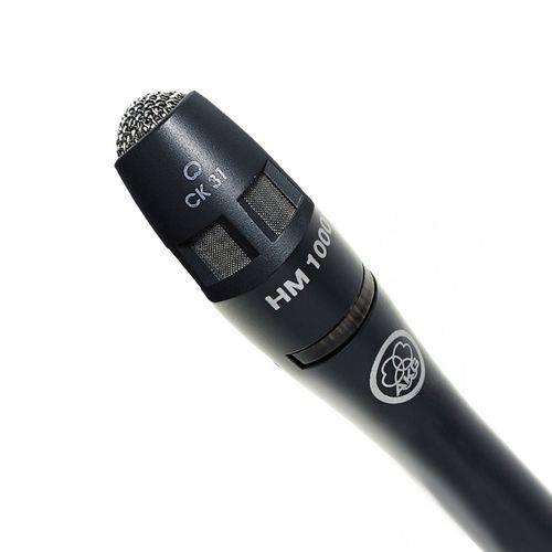 Akg - Microfone Hm1000 com Cápsula Ck31 Hm1000/ck31