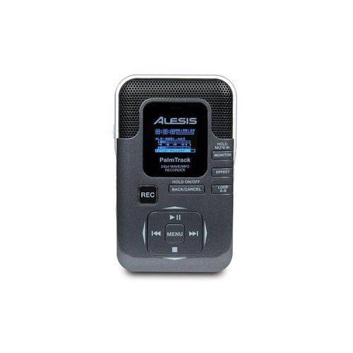 Alesis PalmTrack Gravador Profissional de Áudio Portátil