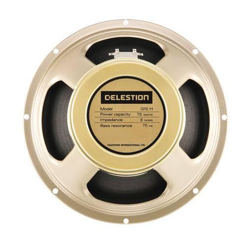 Alto Falante Celestion G12H-75 - CREAMBACK 75 W RMS - AC1543