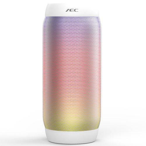 Altofalante Bluetooth com Luzes Intermitentes Aec Bq - Led Colorido 615 Pro