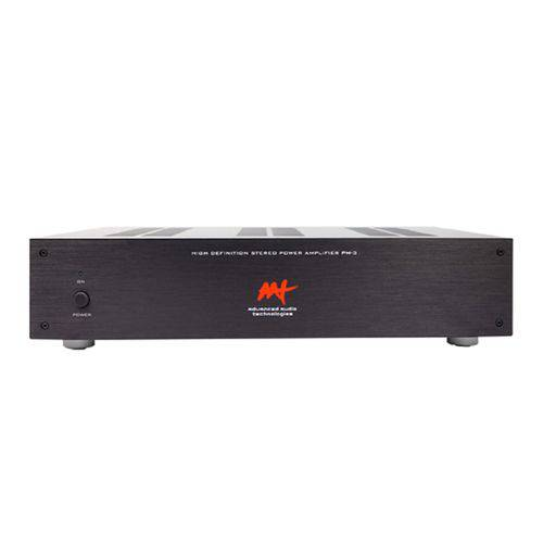 Amplificador Aat Pm-3 3 Canais 420w