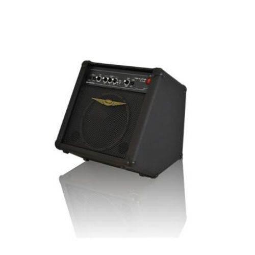 """Amplificador Baixo Oneal Ocb-310 - Preto, 65 Watts Rms, Alto Falante 10"""" - Bivolt"""