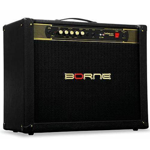 Amplificador Borne para Guitarra VORAX 2100 PRETO 200 Watts