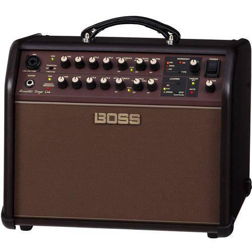 Amplificador Boss Acs Live Acoustic Singer Live