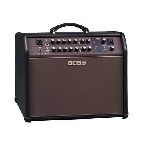 Amplificador Boss Acs-pro Voz/violão