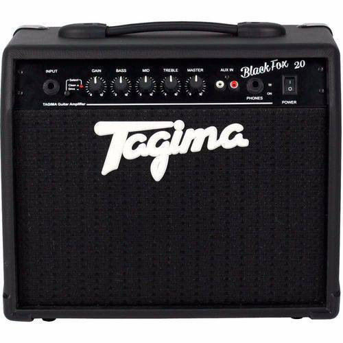 Amplificador com Auto Falante de 6,5 20w Blackfox 20 Tagima