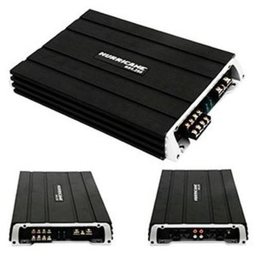 Amplificador de Áudio Hurricane Ha 4.250 4x 250 W Rms