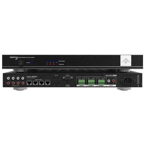 Amplificador de Áudio NX-3 Absolute