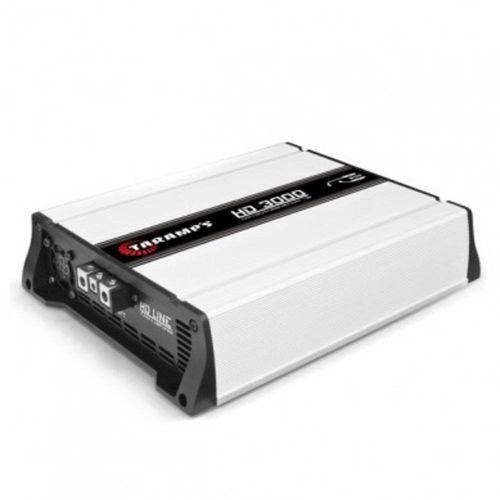 Amplificador de Audio Taramps Hd 3000-2 Ohms