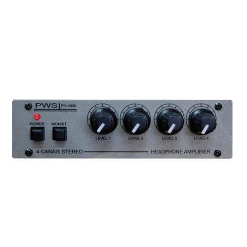 Amplificador de Fone PWS PH 400