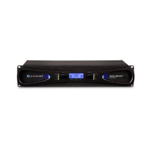Amplificador de Potência Crown XLS1502 / 1500W / 127V / 2 Canais