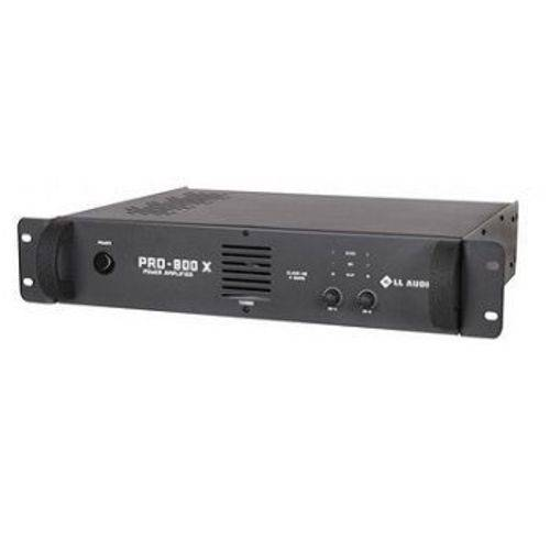 Amplificador de Potência Pro800x