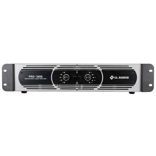 Amplificador de Potência Profissional Pro 1200