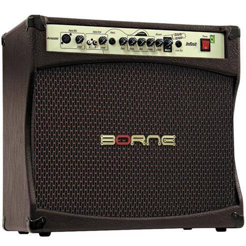 Amplificador de Violão Infinit 12 Pol 100W Rms Cv12100 Borne