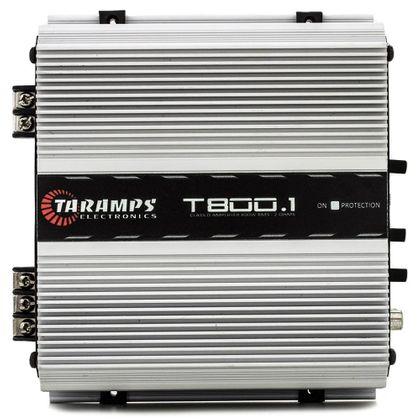 Amplificador Digital Taramps T800.1 - 800W RMS - 2 Ohms