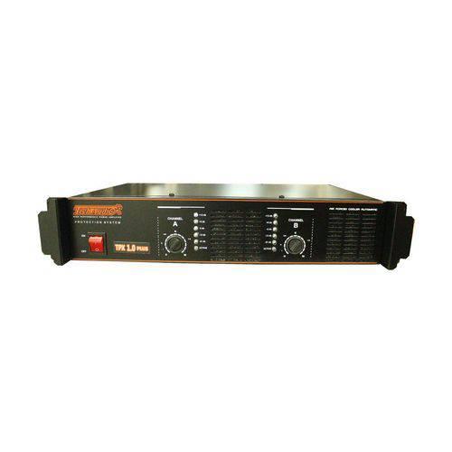 Amplificador Estéreo 2 Canais VOXTPX10 1000W RMS 4 Ohms Voxtron