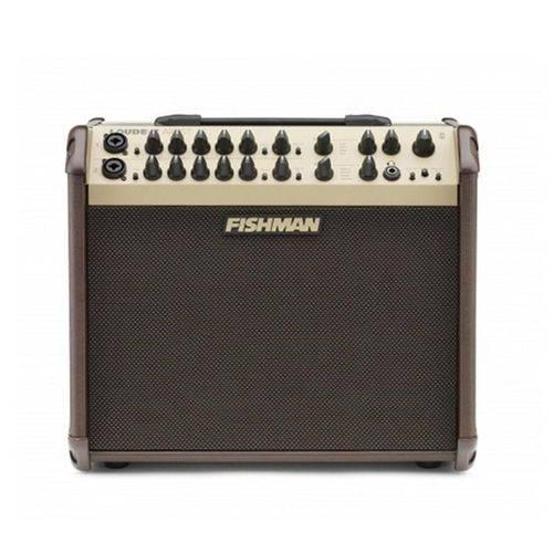 Amplificador Fishman para Violão e Voz Loudbox Artist PRO-LBX-EX6 120w com Efeitos