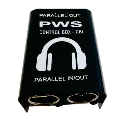Amplificador Fone 1 Canal PWS Powerplay CB 1