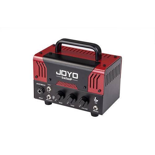 Amplificador Guitarra Joyo Jackman 20w BT Valvulado