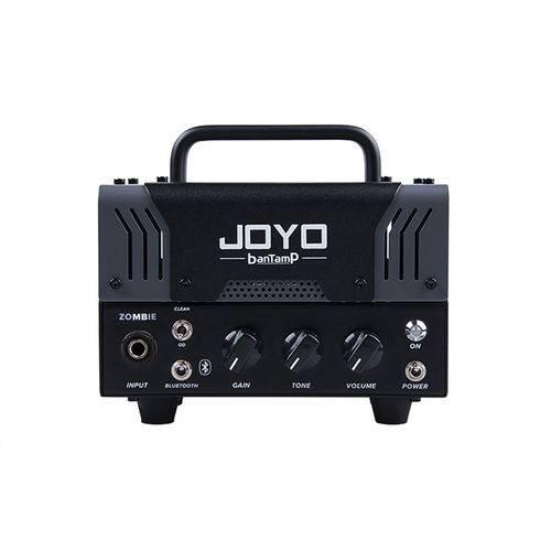 Amplificador Guitarra Joyo Zombie Bantamp 20w BT Valvulado