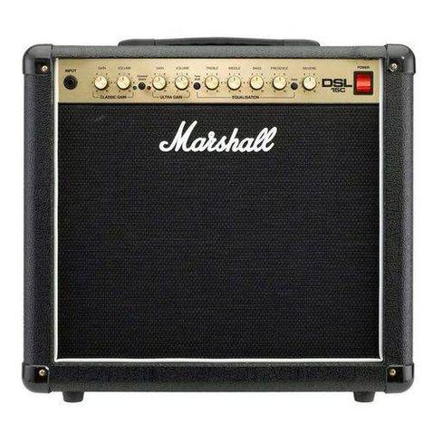 Amplificador Guitarra Marshall Dsl15cb