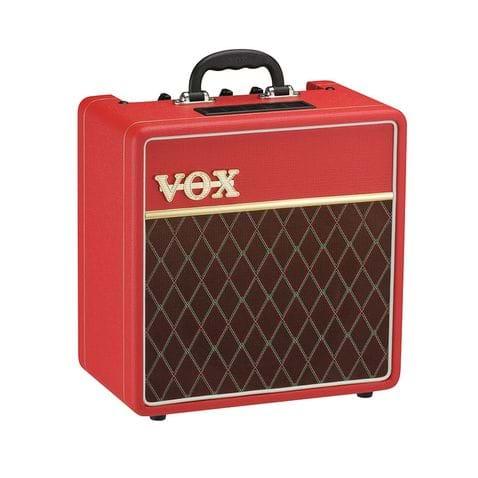 Amplificador Guitarra Vox Ac4c1 Ltd Edition Red - Vermelho