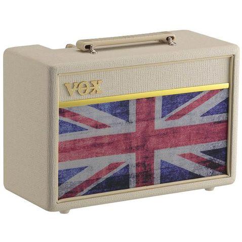 Amplificador Guitarra Vox Pathfinder 10-uj Union Jack