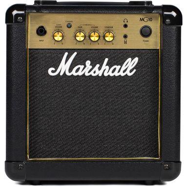 Amplificador Marshall MG10G Gold Combo para Guitarra 10w 1x6,5