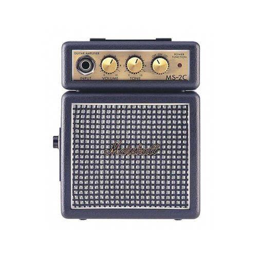 Amplificador Marshall Mini Ms-2c