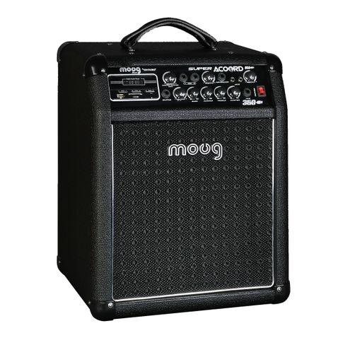 Amplificador Multiuso Moug Super Acoord 350 Usb 35 Wrms