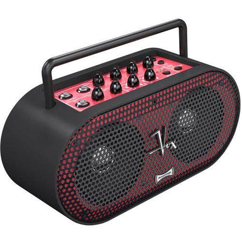 Amplificador Multiuso Stereo Portátil 5w Vox Soundbox Mini Preto