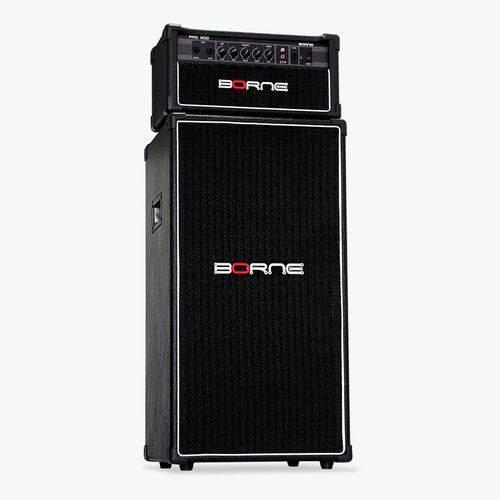 Amplificador P/ Baixo Borne Pro 200 - 100 Watts RMS