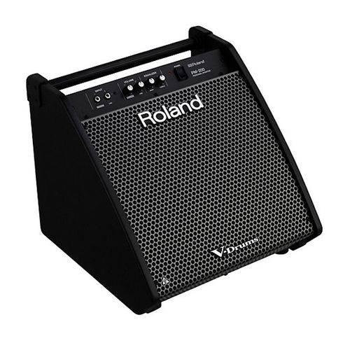 Amplificador para Bateria Eletronica 180 Watts PM-200 - Roland