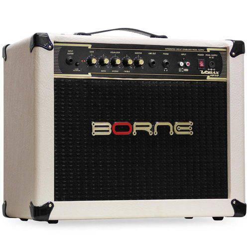 Amplificador para Guitarra 8 Pol 40wrms Vorax 840 Creme Borne