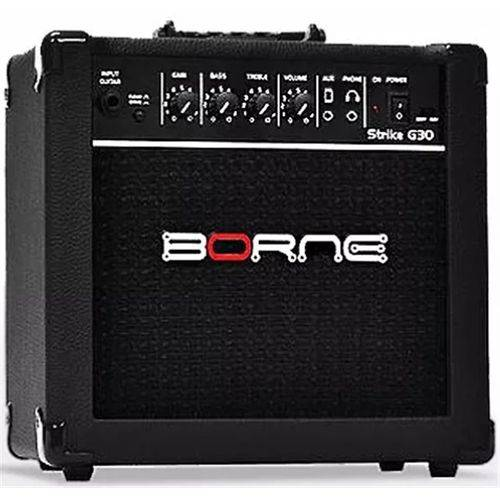Amplificador para Guitarra Borne G30 Strike