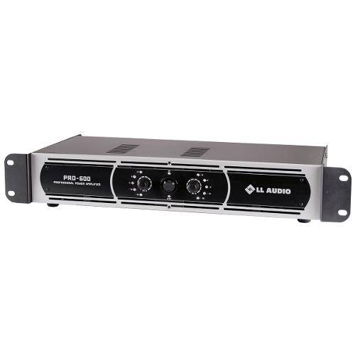 Amplificador Potência Professional 150w Rms Pro600 Ll Áudio