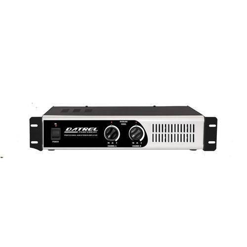 Amplificador Potência Profissional 800 Watts Rms - Datrel