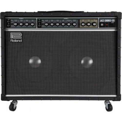 Amplificador Roland Guitarra Jc-120 Jazz Chorus 120W, 110V