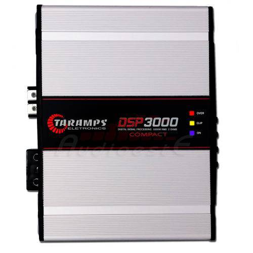 Amplificador Taramps DSP-3000 Compact 2 OHMS (3000W RMS)