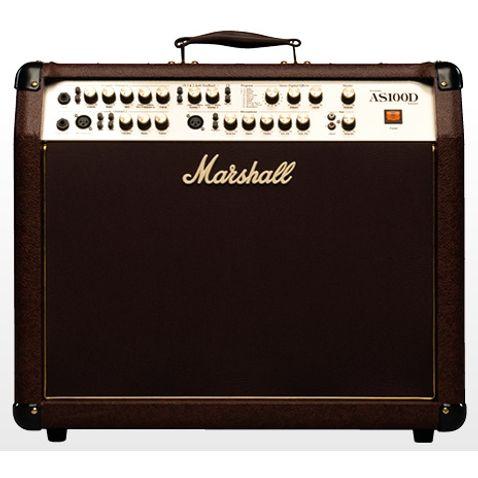 Amplificador Violao Marshall As100d